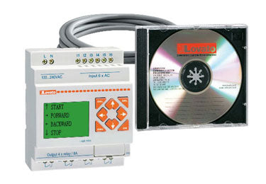 Lovato Electric PLC Starter Kit - LRDKIT10RA240