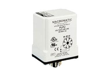 Macromatic PLP: 3 Phase Monitor Relay - PLPU