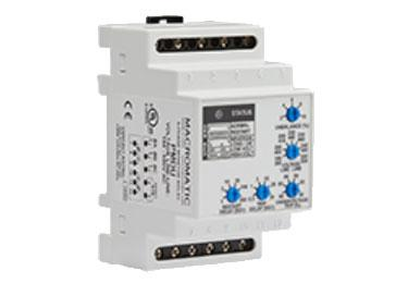 Macromatic PMD: 3 Phase Monitor Relay - PMDU