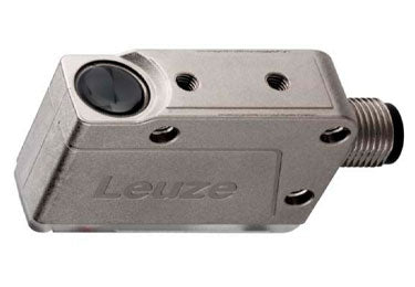 Leuze PRK18B.T2/4P-M12: Polarized Retro-Reflective Photoelectric Sensor - 50117363