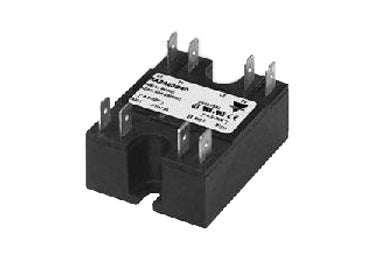 Carlo Gavazzi RA2A: Solid State Relay, 2 Pole - RA2A23D25M