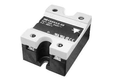 Carlo Gavazzi RS1: Solid State Relay, Single Phase, AC Switching - RS1A23A4-25