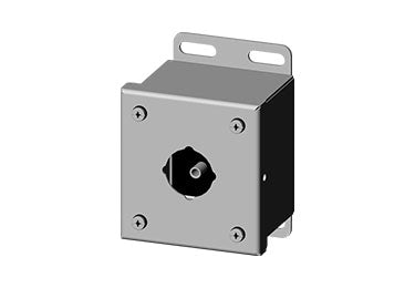 Saginaw Enclosures: Pushbutton Enclosure 30.5mm - SCE-1PB