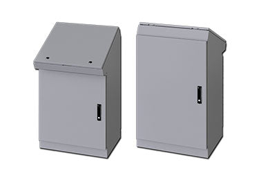 Saginaw Enclosure: Console, Dual Access Single Door - SCE-462519DC