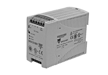 Carlo Gavazzi SPD: Single Phase Power Supply, 100 Watt, 12V DC - SPD121001
