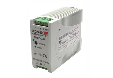 Carlo Gavazzi SPD : Single Phase Power Supply, 60 Watt, 12V DC - SPD12601B