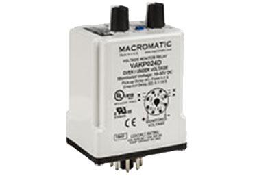 Macromatic VAKP: Voltage Relay - VAKP048D