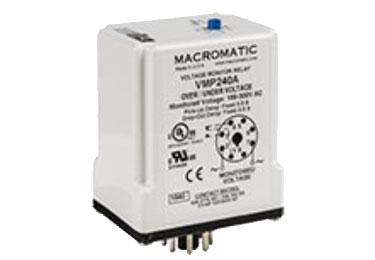 Macromatic VMP: Voltage Relay - VMP012D