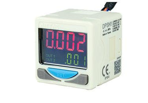 Airtac DPS: Digital Display Pressure Switch - DPSP101030T