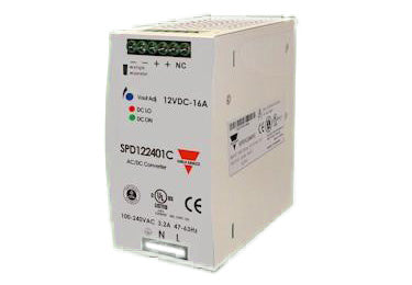 Carlo Gavazzi SPD: Compact Single Phase Power Supply, 240 Watt, 12V DC - SPD122401C