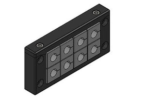 Icotek KEL-ER 16|8 V2A: Cable Entry Frame - 48168.200