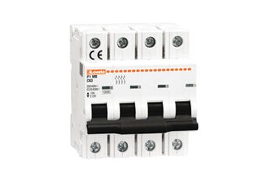 Lovato Electric: Miniature Circuit Breaker - P1MB4PD06