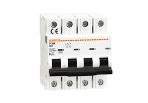 Lovato Electric: Miniature Circuit Breaker - P1MB4PD50