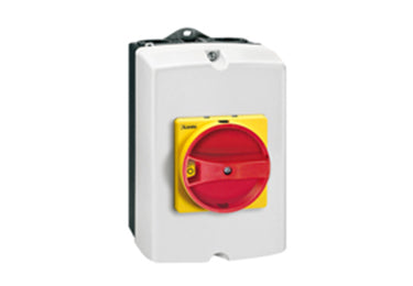 Lovato Electric: 3 Pole Switch Disconnector - GAZ040BUL
