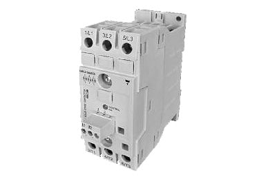 Carlo Gavazzi REC : Solid State Motor Contactor, 3 Phase - REC2B48D30GKE
