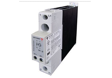 Carlo Gavazzi RGC1A/B: SSR with Integrated Heatsink, 40 Degree C Rating, 20 Amps - RGC1A60A15MKE