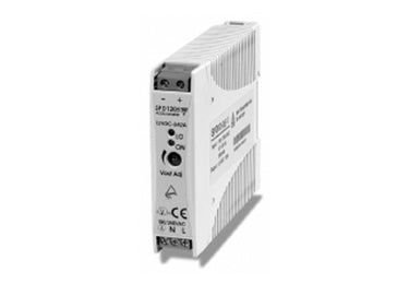 Carlo Gavazzi SPD : Single Phase Power Supply, 5 Watt, 24V DC - SPD24051B