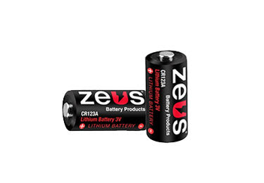 Zeus Battery: CR123A Battery, Single