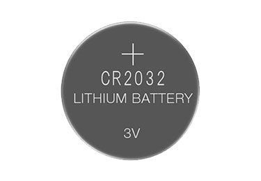 Zeus Battery: CR2032 Battery, Single