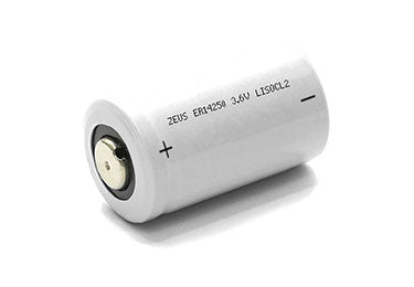 Zeus Battery: ER14250 (CL2150) Battery, Single