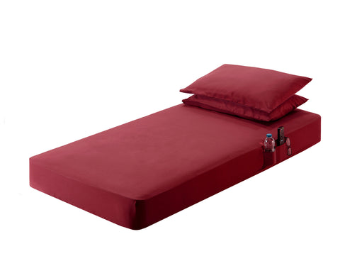 Burgundy/Wine Sheet Set
