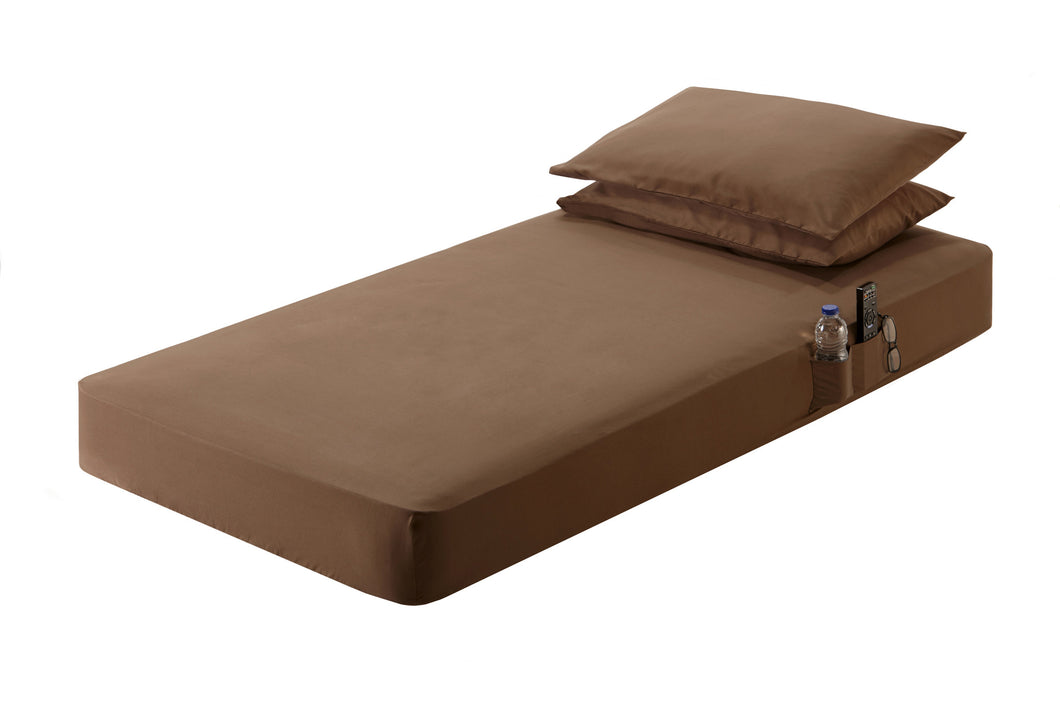 Brown Sheets