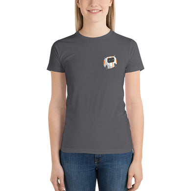 Lucy and DiC S1 Womens Tee - Artist Series