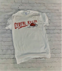 Cereal Killer Youth Short Sleeve tshirt