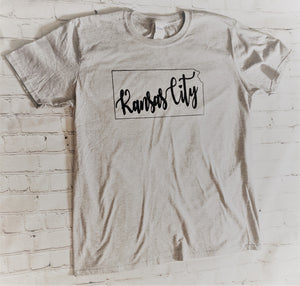 Kansas City (black design)