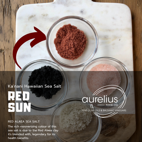 red Sun Hawaiian Sea Salt