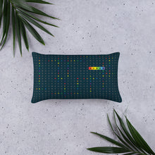 Load image into Gallery viewer, Human LGBTQ ally color pillow - VARANDA DESIGN