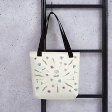 Load image into Gallery viewer, It's time tote bag - VARANDA DESIGN