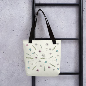 It's time tote bag - VARANDA DESIGN