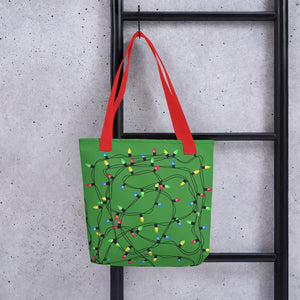 Lamps tote bag - VARANDA DESIGN