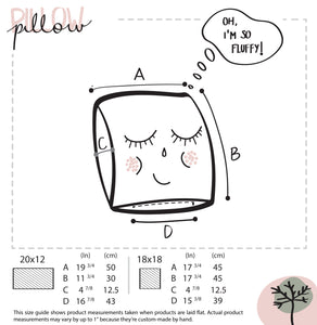 It's time pillow - VARANDA DESIGN