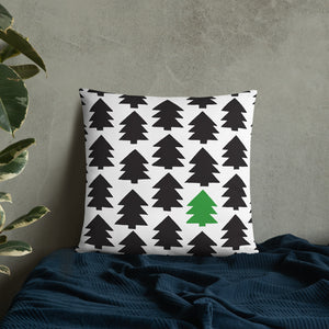 Christmas decor to use all year long by Varanda Design - pillow 22x22 (In) on varanda.store