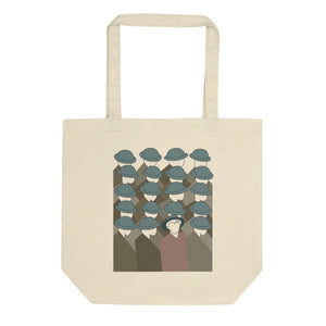 Special soldier eco tote bag - VARANDA DESIGN