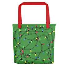 Load image into Gallery viewer, Lamps tote bag - VARANDA DESIGN