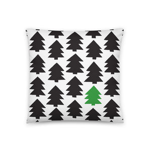 Pillow-christmas-365w-pine-tree-art-18x18(In)-front