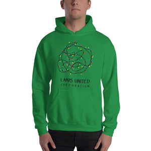 Lamps united corporation men's hoodie - VARANDA DESIGN