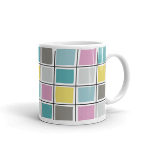 Basic forms GYP square mug - VARANDA DESIGN