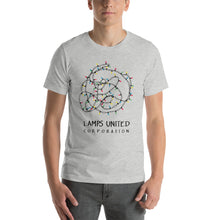 Load image into Gallery viewer, Lamps united corporation short-sleeve men's t-shirt - VARANDA DESIGN