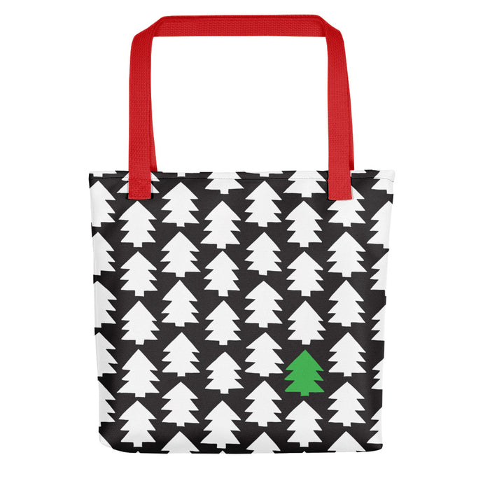 Christmas all year long art by Varanda Design - tote bag available on varanda.store