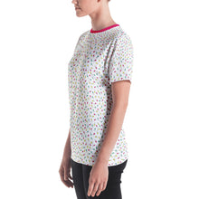 Load image into Gallery viewer, Pills allover ladies' t-shirt - VARANDA DESIGN