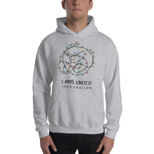 Load image into Gallery viewer, Lamps united corporation men's hoodie - VARANDA DESIGN