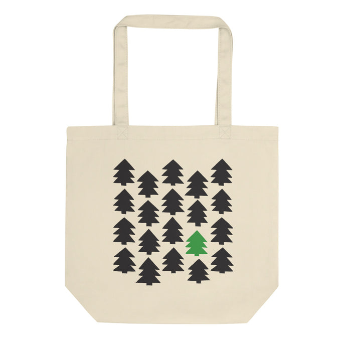 Eco tote bag with the art Christmas 365 by Varanda Design - available on varanda.store