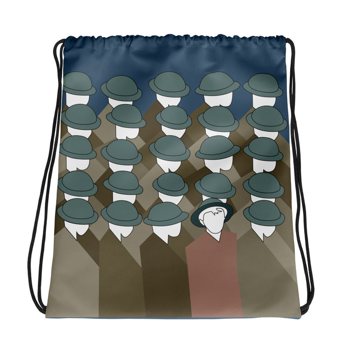 Special soldier drawstring bag - VARANDA DESIGN