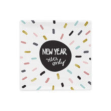 Load image into Gallery viewer, New Year vibes pillowcase