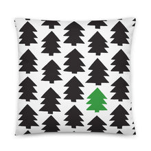 Load image into Gallery viewer, Christmas 365w art by Varanda Design - pillow 22x22 (In) on varanda.store