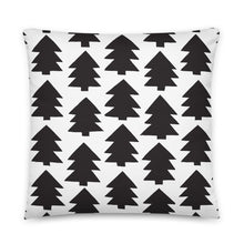 Load image into Gallery viewer, Pillow-christmas-365w-art-by-Varanda-Design-22x22(In)-back
